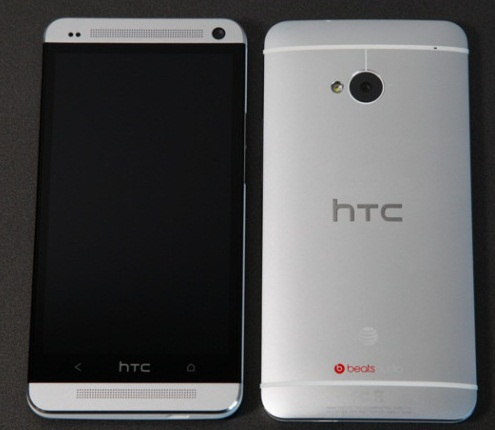 HTC One with 5+ inch Display