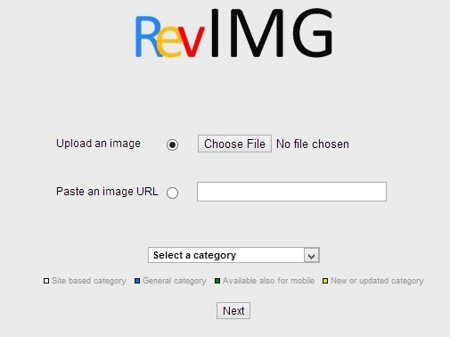 RevIMG - Best Reverse Image Look up