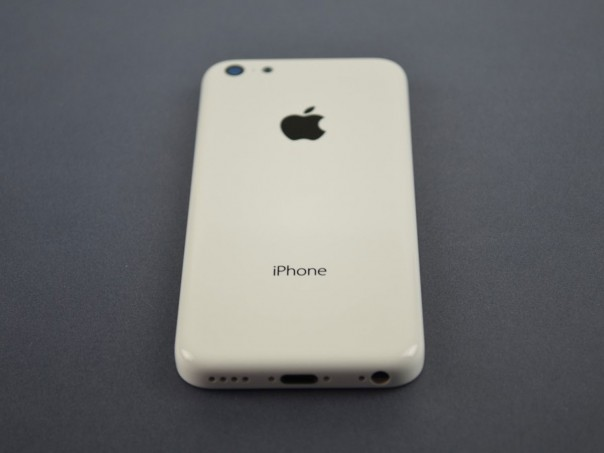 Budget iPhone 5C in White
