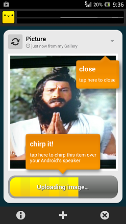 How Chirp works?