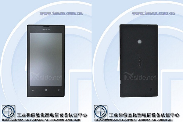 Nokia Lumia 525 leaked in pictures