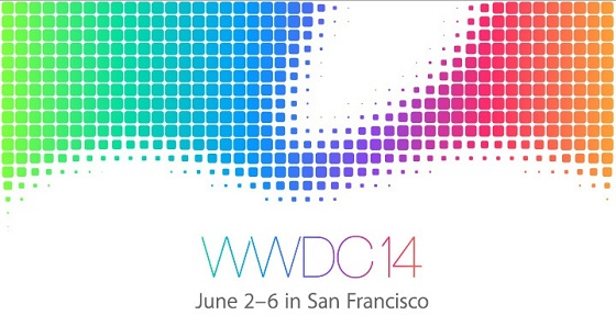 Apple's WWDC June 2014