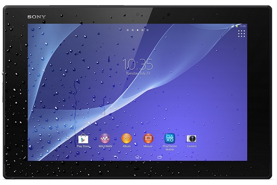 Sony Xperia Z2 Tablet Launched at Rs 49,990 in India