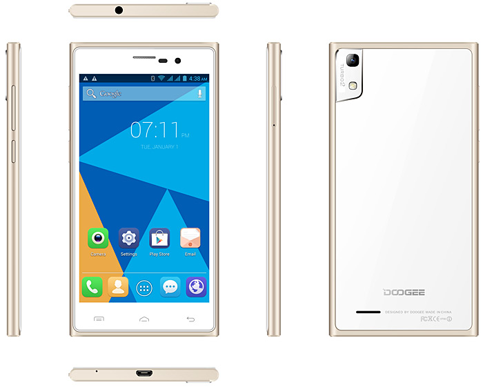DOOGEE-TURBO2-DG900-specifications