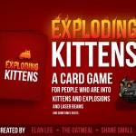 Exploding Kittens are exploding with Kickstarter funds