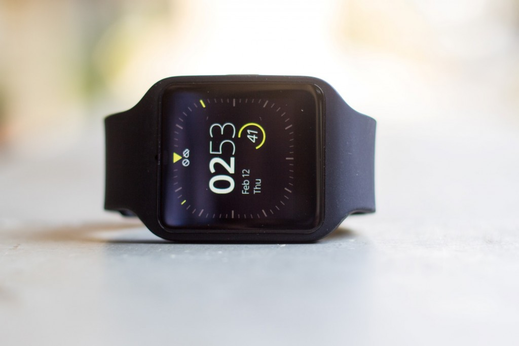 Sony SmartWatch 3 Hands-on Review