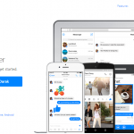 Facebook Starts its Browser-Based Standalone Application for its Messenger