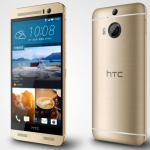 "HTC One M9+ unveiled – Ft. 5.2"" qHD Display & Fingerprint Sensor"