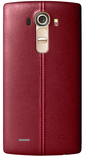 LG G4 Leather cover