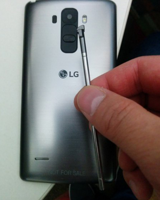LG G4 Stylus features