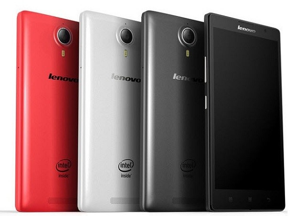 Lenovo K80 launched with 64-bit Intel Atom processor & 4GB RAM