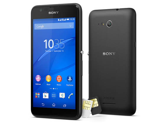 Sony Xperia E4g available in India for 13,490INR; ft. LTE, Dual SIM & 4.7inch display