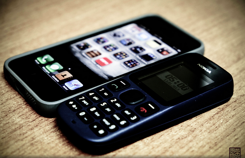 Why I'm using a Basic Mobile Phone in 2015 3