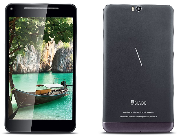 iBall Slide Stellar A2 launched; voice-calling tablet with 8MP selfie camera
