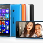 Microsoft Launches Lumia 540 in India For Rs. 10,199