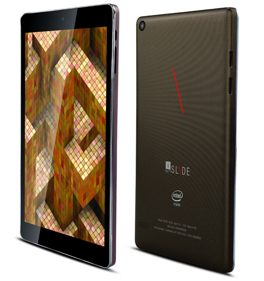 iBall Slide 3G i80 Voice-calling Tablet launched for 10,499INR