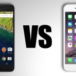 Comparison Nexus 6P VS iPhone 6S