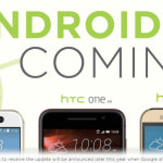 HTC Confirms that HTC 10, M9 and A9 Would Receive Android N Updates